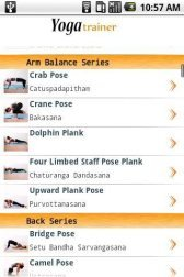 download Yoga Trainer Lite 2 apk