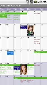 download aCalendar -  Calendar apk