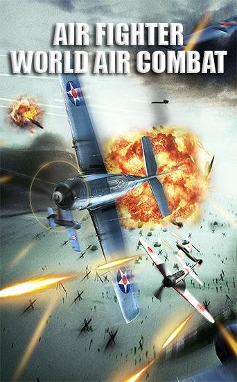 download Air fighter: World air combat apk