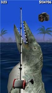 download Big Dino Fishing 3D Lite apk