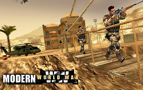 download Call of modern world war: Free FPS shootings apk