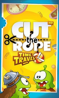 download Cut the Rope Time Travel HD apk