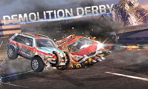 download Demolition derby 3D apk