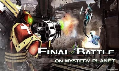 download Final Battle On Mystery Planet apk
