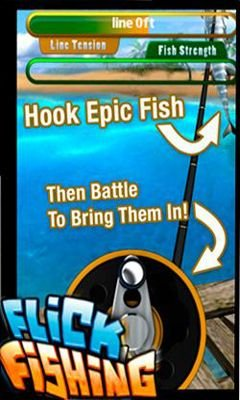 download Flick Fishing apk