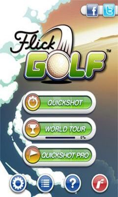 download Flick Golf apk