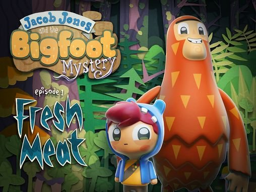download Jacob Jones and the bigfoot mystery: Episode 1 - Fresh meat apk