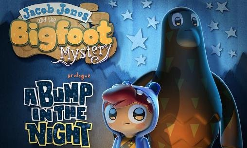 download Jacob Jones and the bigfoot mystery: Prologue - A bump in the night apk