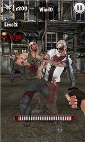 download Knife King-Zombie War 3D HD apk