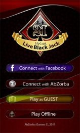 download Live BlackJack 21 apk