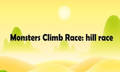 download Monsters Climb Race: hill race apk