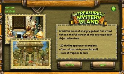 download Mystery Island apk