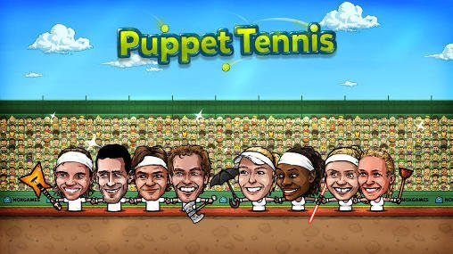 download Puppet tennis: Forehand topspin apk
