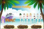 download Sexy Girls Holiday apk