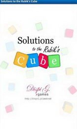 download Solutions To The Rubiks Cube apk