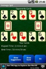 download Spit Speed Solitaire Free apk