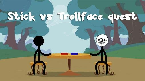 download Stick vs Trollface quest apk