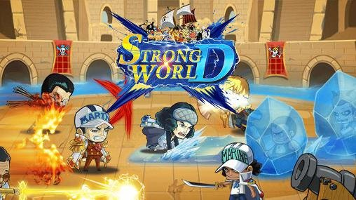 download Strong world D apk
