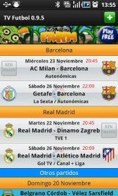 download TV Futbol apk