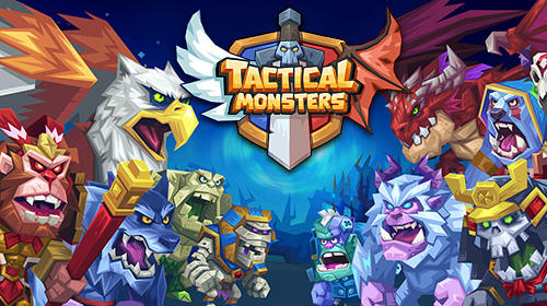 download Tactical monsters: Rumble arena apk