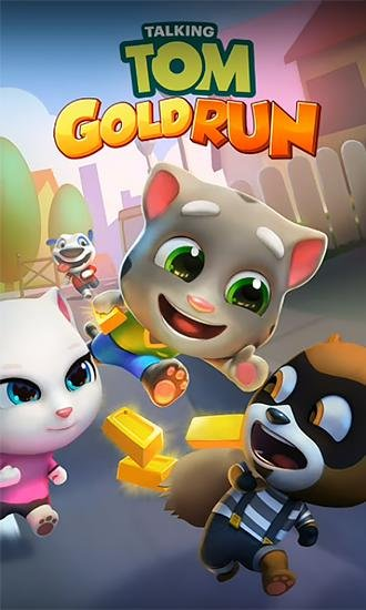download Talking Tom: Gold run apk