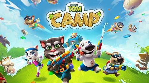 download Talking Tom camp apk