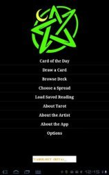 download TarotBot Android tarot reader apk
