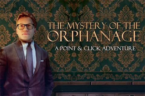 download The mystery of the orphanage: A point and click adventure apk