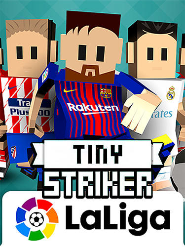 download Tiny striker La Liga 2018 apk