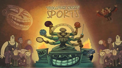 download Trollface quest: Sports puzzle apk