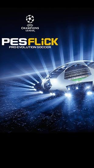 download UEFA champions league: PES flick. Pro evolution soccer apk