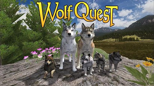 download Wolf quest apk