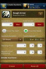 download World of Warcraft Armory apk