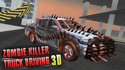 download Zombie killer: Truck driving 3D apk