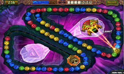 Name: Zuma Revenge Size: 6.91 MB Category: Arcade License: Free Downloads:  2863