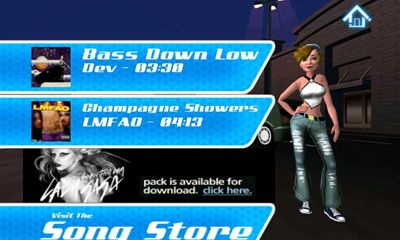 Dance Legend  Music game for Android Download : Free Android Games
