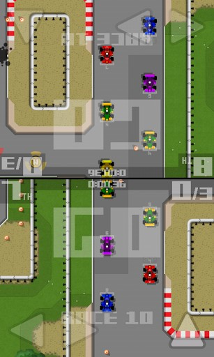 Retro racing: Premium game for Android Download : Free Android Games