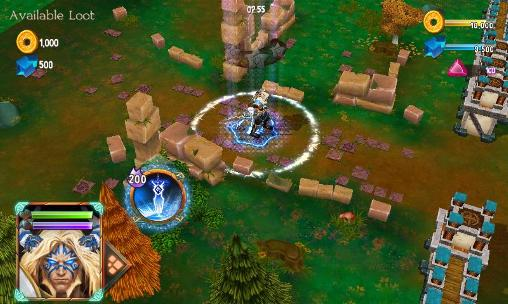 Battle Of Heroes Land Of Immortals Game For Android Download Free