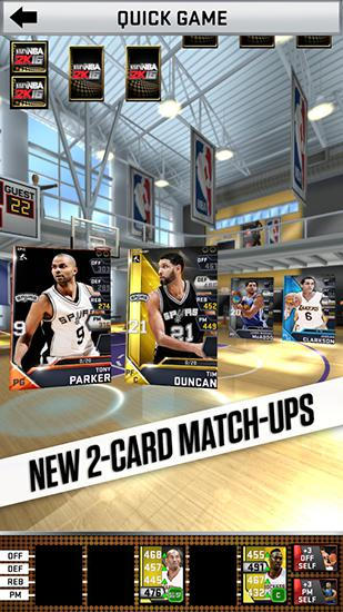 My Nba 2k16 Game For Android Download Free Android Games