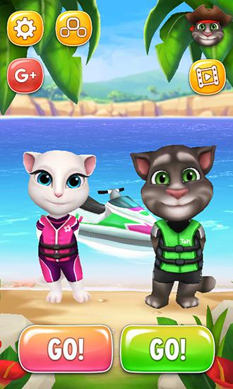 Talking Tom jetski game for Android Download : Free Android