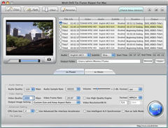 download WinX DVD to iTunes Ripper for Mac mac