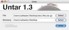 download Untar mac