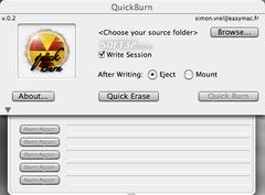 download QuickBurn mac