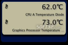 download Temperature Monitor Widget mac
