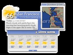 download Weather Underground Widget mac
