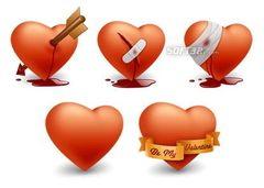 download Valentines Day Icons mac