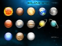 download solar system icons mac