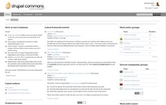 download Drupal Commons mac