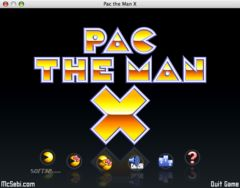 download Pac the Man X mac