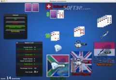 download Blackjack International mac